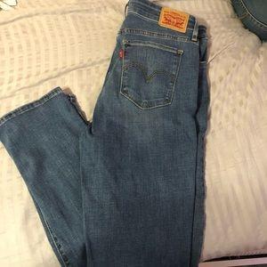 Levi's 712 Slim Jeans Size 31